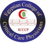 ecccp logo critical care egypt